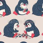 Schach-Pinguine Rapport