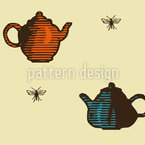 Madame Pottine Pattern Design