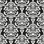 Bleibe Beständig Muster Design