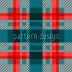 Northern Tartan Vector Design