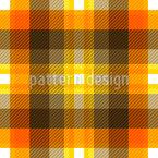 Hunting Tartan Pattern Design