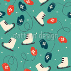 Dance On Ice Pattern Design