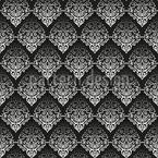 Scaglie Delicate disegni vettoriali senza cuciture