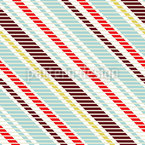 Seventies Weave Seamless Pattern