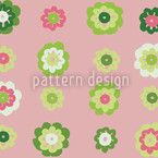 Petite Spring Seamless Vector Pattern Design