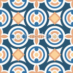 Shapes Tile Seamless Vector Pattern