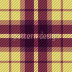 Toby Tartan Seamless Vector Pattern Design