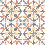 Palm Tile Seamless Pattern