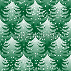 Christmas Is Coming Seamless Vector Pattern