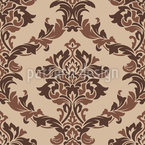 Classy Noble Damask Seamless Vector Pattern Design