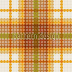 Honey Comb Tartan Pattern Design