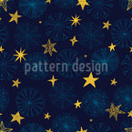 Snowflakes And Stars Vector Design