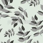 Elder Leaves Vector Pattern