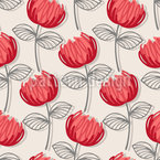 Ava Floral Seamless Vector Pattern Design