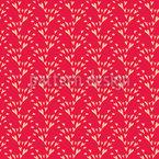 ロマンティック・サルーテ シームレスなベクトルパターン設計