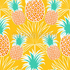 Pineapple Sunny Party Design Pattern