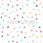 紙吹雪党 シームレスなベクトルパターン設計