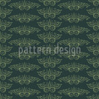 Pompous Flourishes Pattern Design