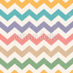 Zig Zag Zig Zag Seamless Vector Pattern Design