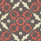 Gris Pomp Pattern Design