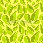 Leaf Paisley Repeat