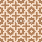 Maurische Wurzeln Designmuster