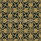 Flamboyant Arabesque Pattern Design