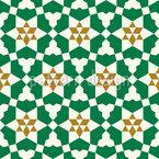 Historic Mosaic Vector Pattern