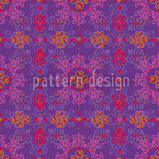 Orientalia Romantic Repeating Pattern