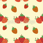 Strawberry Fields Repeat Pattern