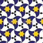 Sternenflaggen Vektor Design