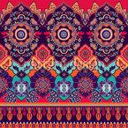 Ethnisches Mandala Vektor Design