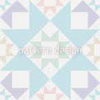 Nordic Stars Pattern Design