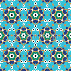 Maurisches Erbe Nahtloses Vektormuster