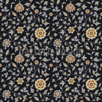Persian Summer Repeating Pattern