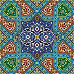 アラブリンクス シームレスなベクトルパターン設計