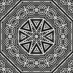 Eight Counts Seamless Pattern