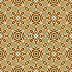 Florales Arabien Muster Design