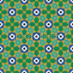 Medieval Refraction Pattern Design