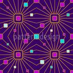 Divergent Rays Vector Design