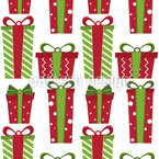 That Is Christmas Seamless Vector Pattern Design