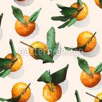 Poligonized Tangerines Repeat Pattern