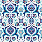 Splendid Arabesque Seamless Vector Pattern Design