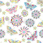 Floral Dreaming Repeat Pattern