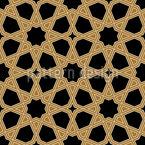 Marokkanische Nächte Nahtloses Muster
