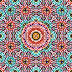 Marokkanische Magie Muster Design