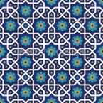 ムーア宮殿 シームレスなベクトルパターン設計