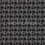 Diskrete Linien Vektor Ornament