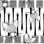 Housefly Pattern Design