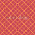 Strict Angled Grid Repeating Pattern